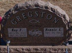 Ronnie L Gregston