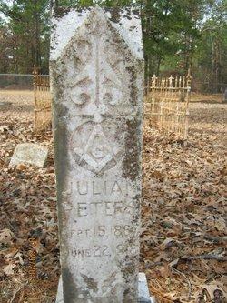 Lafayette Julian Julian Peters