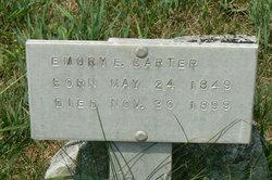 Emory E Carter