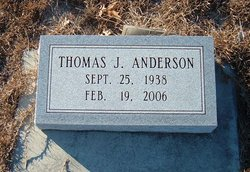Thomas J. Anderson