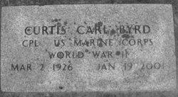 Curtis Carl Byrd