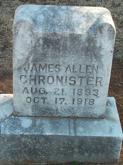 James Allen Chronister