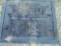 Hauser Canyon Fire Memorial