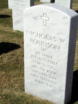 Nicholas W. Robinson