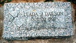 Leada Josephine <i>McGOWEN</i> Dawson