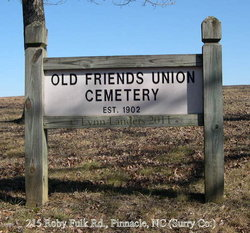 Old Friends Union Cemetery