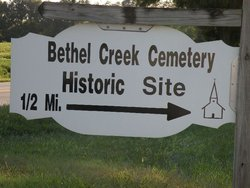 Bethel Creek Cemetery