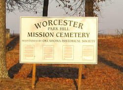 Worcester Mission Cemetery