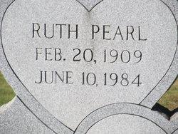 Ruth Pearl <i>Formby</i> Champion
