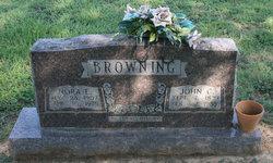 Nora E <i>Davis</i> Browning