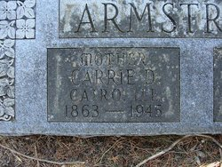 Carrie D. Armstrong