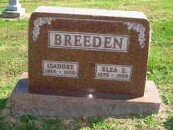 Elza Ernest Breeden