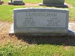 Julia Ann <i>Butler</i> Cunningham