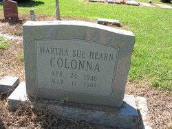 Martha Sue <i>Hearn</i> Colonna