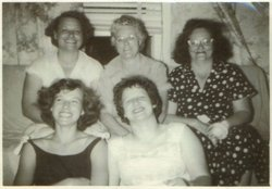 Betty Jean <i>Daniels</i> Albertson