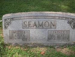 Anna <i>Macik</i> Seamon