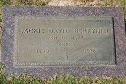 Jackie David Berryhill