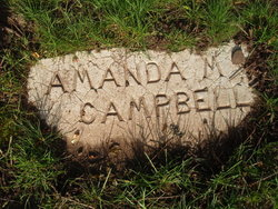 Amanda Maria <i>Harrington</i> Campbell