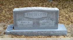 James Monroe Thedford