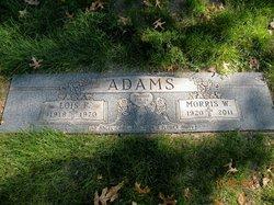 Lois Faye <i>Wilding</i> Adams
