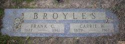 Frank Clarence Broyles