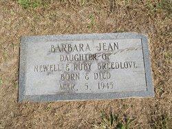 Barbara Jean Breedlove