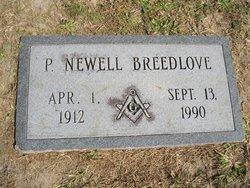 Preston Newell Breedlove, Sr