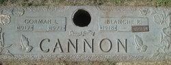 Gorman Lewis Cannon