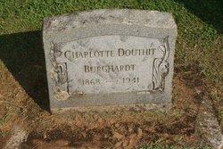 Charlotte E <i>Douthit</i> Burghardt
