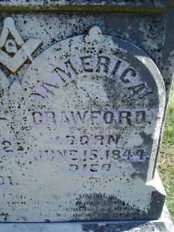 America Ann <i>Stinson</i> Crawford