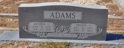 Trudie Victoria <i>Smith</i> Adams