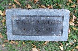 William R Achuff