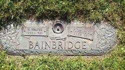 William Walter Bainbridge, Sr