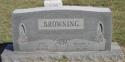Ruth <i>Edmonston</i> Browning