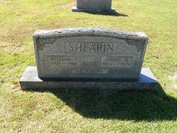 Annie B. <i>Wheeler</i> Shearin