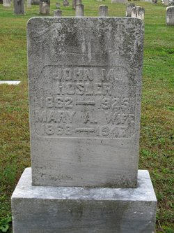 Mary A. Hosler