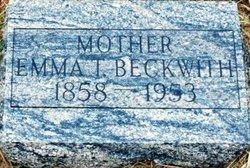 Emma Theodora <i>Ash</i> Beckwith