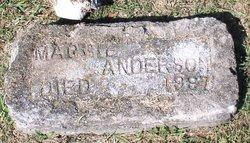 Margaret Maggie <i>Hansel</i> Anderson