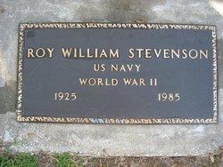 Roy William Stevenson