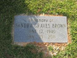 Sandra <i>Graves</i> Brown