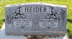 Iris Caroline <i>Schwisow</i> Heider