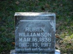 Ruben Williamson