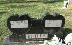 Betty Jo <i>Ferguson</i> Butler