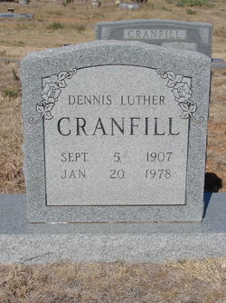 Dennis Luther Cranfill