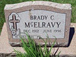 Brady C McElravy