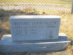 Reford Lynn Allen