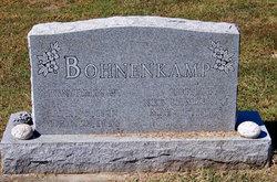 Edith F <i>Lawrence</i> Bohnenkamp