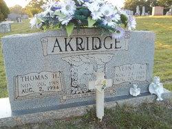 Thomas Harris Akridge, Jr