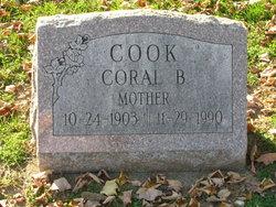 Coral Blanche <i>Boomershine</i> Cook
