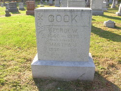 George W Cook